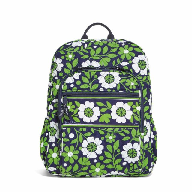 1f8d1525340a Vera Bradley Campus Backpack in Choice of Pattern Large 12470 Lucky ...