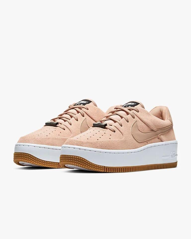 Find Nike Air Force 1 Str 38 på DBA køb og salg af nyt og