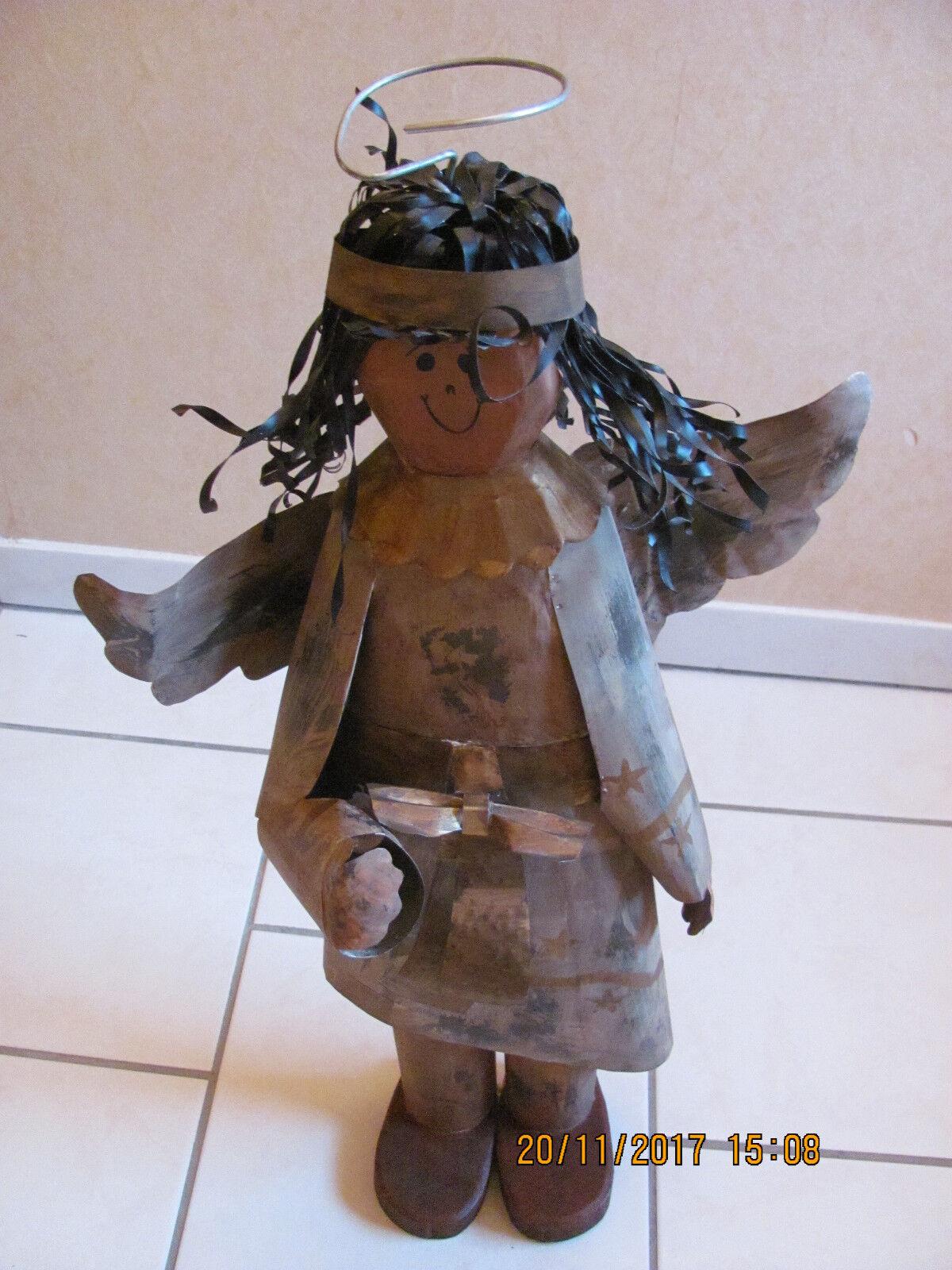 Großer Engel aus Metall und Holz (Kopf, Beine und Schuhe Schuhe Schuhe aus Holz) | Toy Story  5167aa