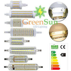 R7S-10W-15W-3014-2835-4014-SMD-LED-78-118MM-Ampoule-Lampe-Flood-Spot-Light