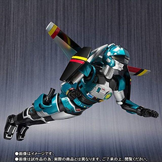 Bandai S.H.Figuarts Special Rescue Police Winspector Walter Action Figure