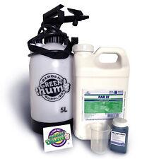 Par 3 Herbicide 4L Jug & 5L Sprayer. Sale ends May 30th.