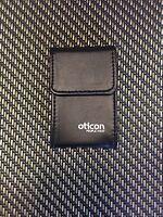Oticon Hearing Aid Pouch (black)
