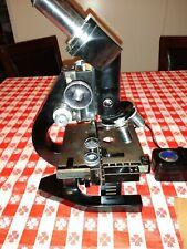 Vintage Bausch Amp Lomb Light Microscope