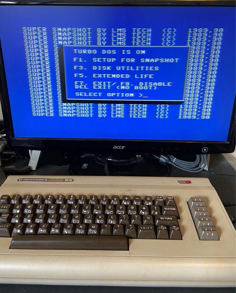 Kung Fu Flash, Commodore 64/128