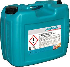 ADDINOL-Getriebeoel-GH85W90-20-Liter-4-05-L-85W-90-GL-5-Hypoidgetriebeoel-20L