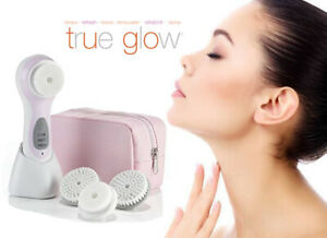 Rechargeable-Facial-Cleansing-Brush-Electric-Face-Cleanser-Spin-Massager-System