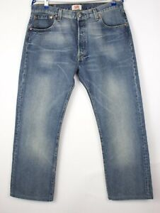 Levi's Strauss & Co Hommes 501 Droit Jambe Jean Taille W36
