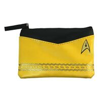 Star Trek Gold Uniform Licensed Coin Purse on sale