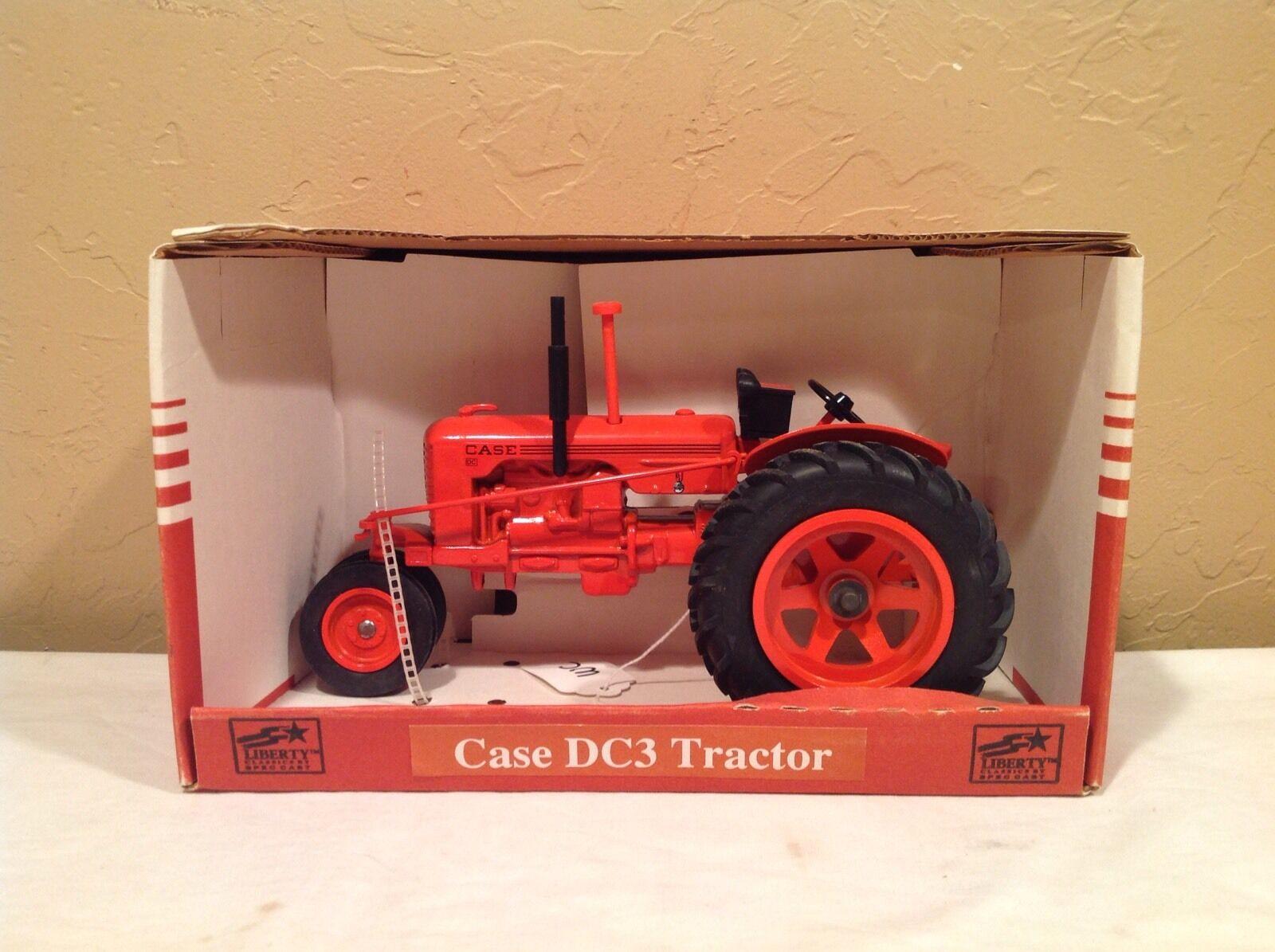SpecCast 1 16 Die Cast Case IH Case DC3 Tractor