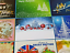 Collection-of-10-New-CHRISTMAS-Postcards-Noel-Greetings-Jesus-Birth-Snow-CH8 thumbnail 2