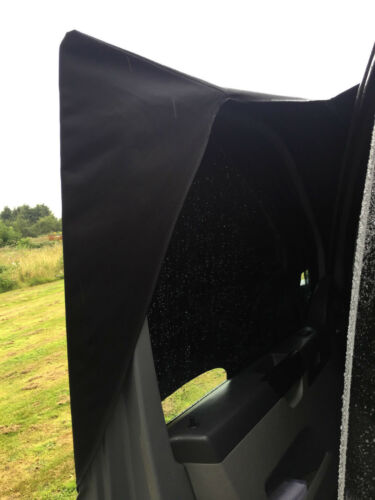 VW T4 Window Screen Cover Blackout Blind Curtain Wrap Frost