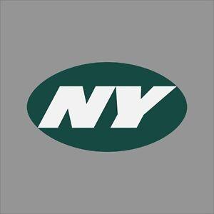 New York Jets 4 Nfl Team Logo Vinyl Decal Sticker Car