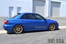 HIC USA 02 to 07 Impreza GD rear roof window visor spoiler brand new