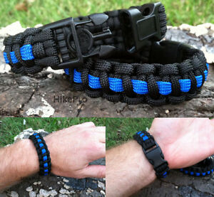 Image Is Loading 550 Paracord Survival Bracelet Covert Band Universal Handcuff