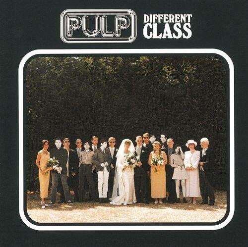 Pulp - Different Class [New Vinyl LP] UK - Import