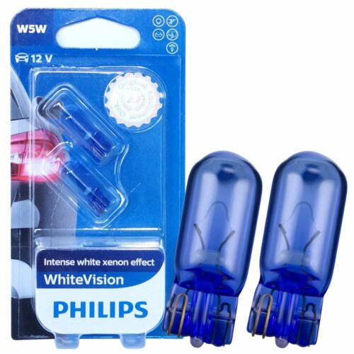 BWY Ford Mondeo III Kombi w5w philips Blue vision