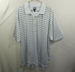 ADIDAS-Climacool-Short-Sleeve-Mens-Polo-Golf-Shirt-Size-EXTRA-LARGE-XL