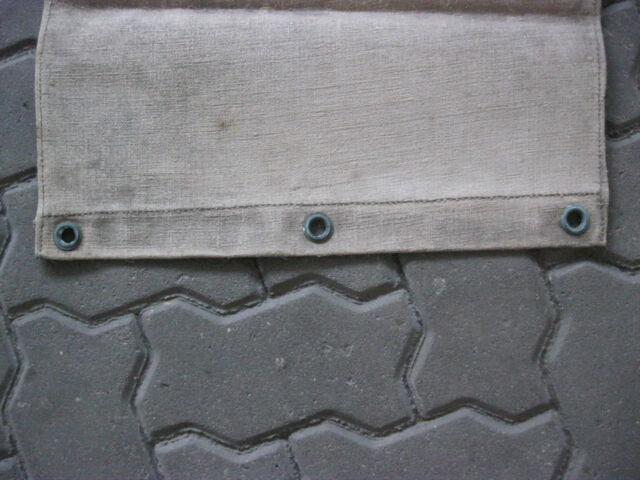 Höhe 90cm Relingsnetz schwarz randverstärkt Meterware 4mm Stark Schutznetz