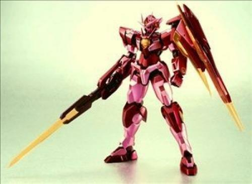 NEW ROBOT SPIRITS Side MS Gundam 00 QAN TRANS-AM Ver Action Figure BANDAI F/S