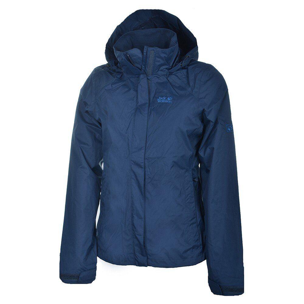 Jack Wolfskin Vellau Jacket DaSie Outdoorjacke night Blau  149,99