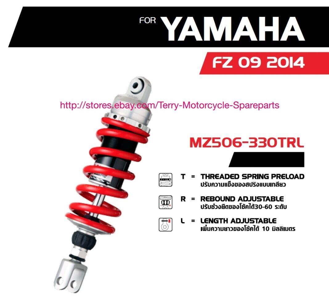 YSS Ammortizzatore MZ456-295TRL-09-X HONDA CBR 600 RR 600 06-10 Rear Shock Absorber Motorbikes // Shock absorber MZ456-295TRL-09-X HONDA CBR 600 RR 600 06-10 Ammortizzatori Posteriori Moto