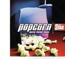 (FP963) Popcorn, Movie Theme Tunes - 2003 Daily Star CD