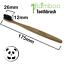 Bamboo-Toothbrush-Biodegradable-Vegan-Organic-Eco-By-Vivco thumbnail 3