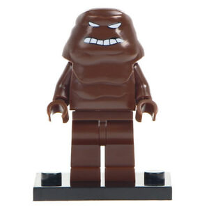 Clayface-Marvel-DC-Comics-Lego-Moc-Minifigure-Gift-For-Kids