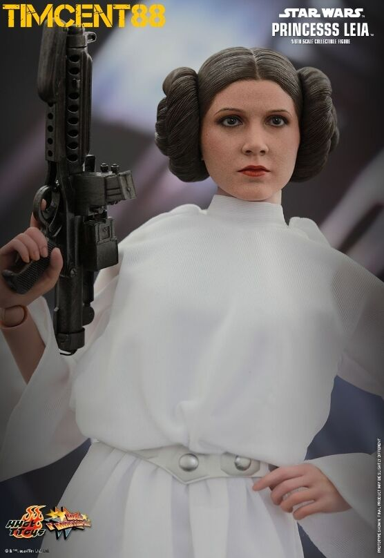 Hot Toys MMS 298 Star Wars IV A A A New Hope 1 6 Princess Leia Carrie Fisher Special 2d58f2