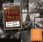Access All Areas by Uriah Heep (CD, Feb-2015, 2 Discs, Edsel (UK))