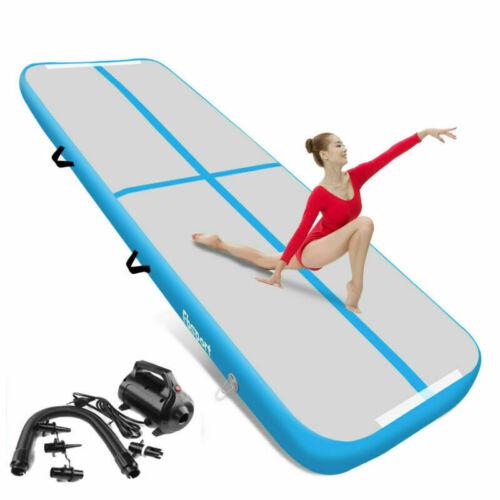 pompe UK Fbsport 3-6 M Gonflable Air Track Tumbling Gymnastique tapis tapis de sol