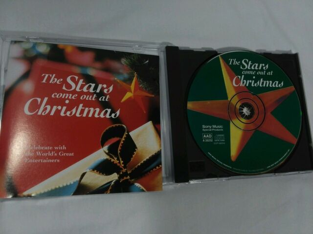 The Stars come out at Christmas CD 1995 S26252 Tony Bennett Vince Gill Amy Grant | eBay