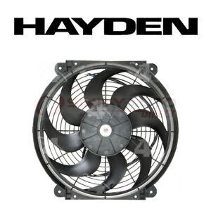 Hayden Electric Cooling Fan Kit for 2006 GMC Sierra 2500 ...