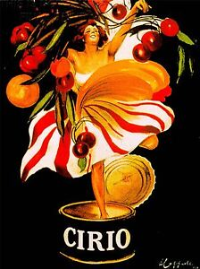 ART-PRINT-POSTER-VINTAGE-ADVERT-EUROPEAN-TINNED-FRUIT-NOFL1419