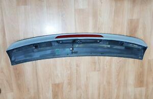 Spoiler S-Line 8p4827933 d'origine Audi A3 Sportback 8P à poncer et peindre