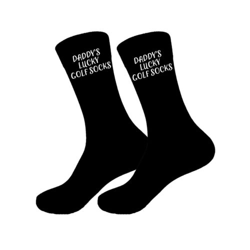 Mens Personalised Fathers Day Grandad Dad Socks Sizes 6-11 10-13 Big Foot