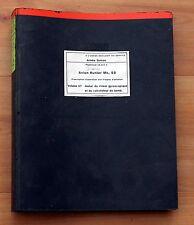 Aircraft manual; Swiss Hunter, Part 57, Installation of gunsight and bomb comp.