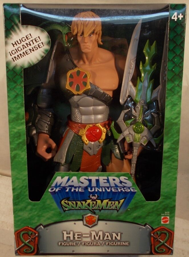 Masters Of The Universe MOTU Snakeessi 11 200X rossoocast Snake Armor Heuomo MISB