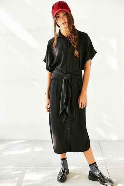 Cameo Collective No Limit Maxi Shirt Dress damen Größe S