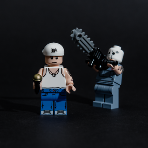Eminem SSLP20 LEGO Minifigure Bundle D12 Slim Shady SHIPS NOW