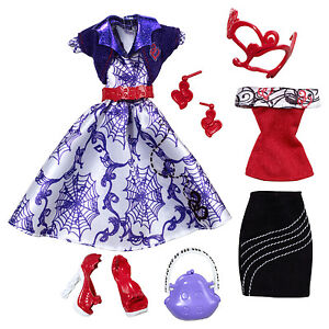 Monster-High-Operetta-FASHION-PACK-My-Wardrobe-and-I-Puppen-Zubehoer-OVP-Y0405