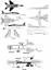 Wolfpak-Decals-72-119-Bolt-Lockheed-Douglas-Dynamics-Northrop-Falcon-Boeing miniatuur 2