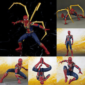 Marvel-Avengers-Infinity-War-Spiderman-Spider-Man-Action-Model-Toy-Figure-New