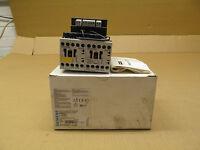 1 Siemens 3tk2850-1aj20 Safety Relay, Solid State, 115vac