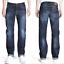 Nudie-Herren-Regular-Straight-Fit-Jeans-Hose-B-Ware-Neu-Blau-Schwarz Indexbild 41