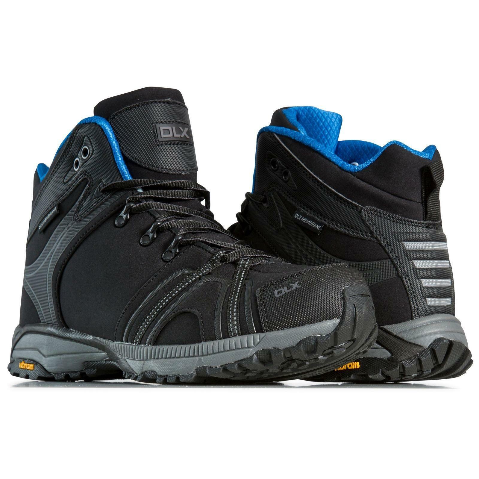 Trespass Para Hombres 'rítmico DLX' Softshell Impermeable Correr Deportes triners Zapatos