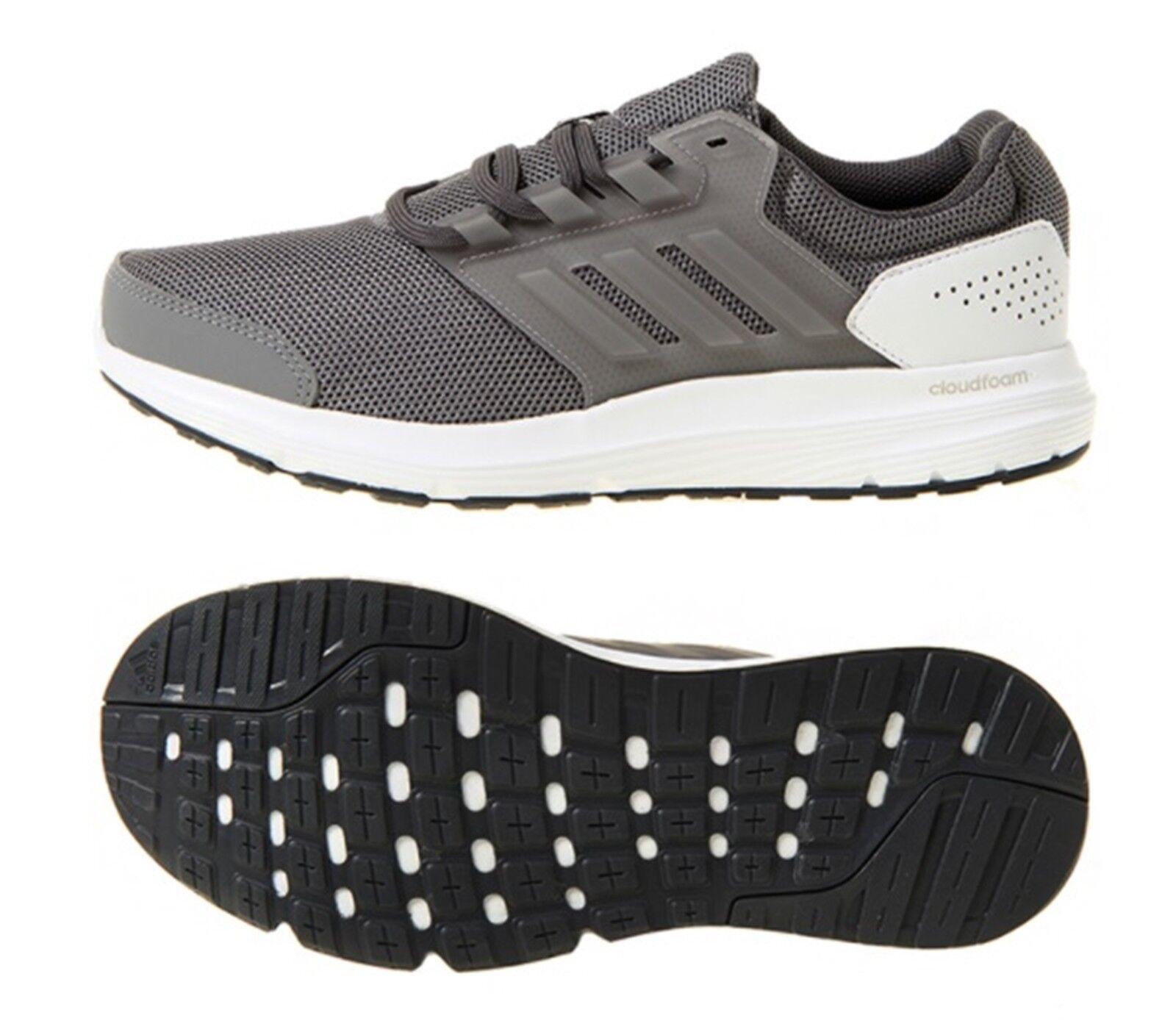Adidas Zapatos de  entrenamiento para hombre Galaxy 4 M Cloudfoam gris Zapatillas Zapatos Correr BB3567  60% de descuento