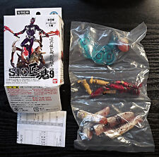 2007 Bandai SIC Takumi-Damashii Collection #09 Robot Detective K Chogokin NY