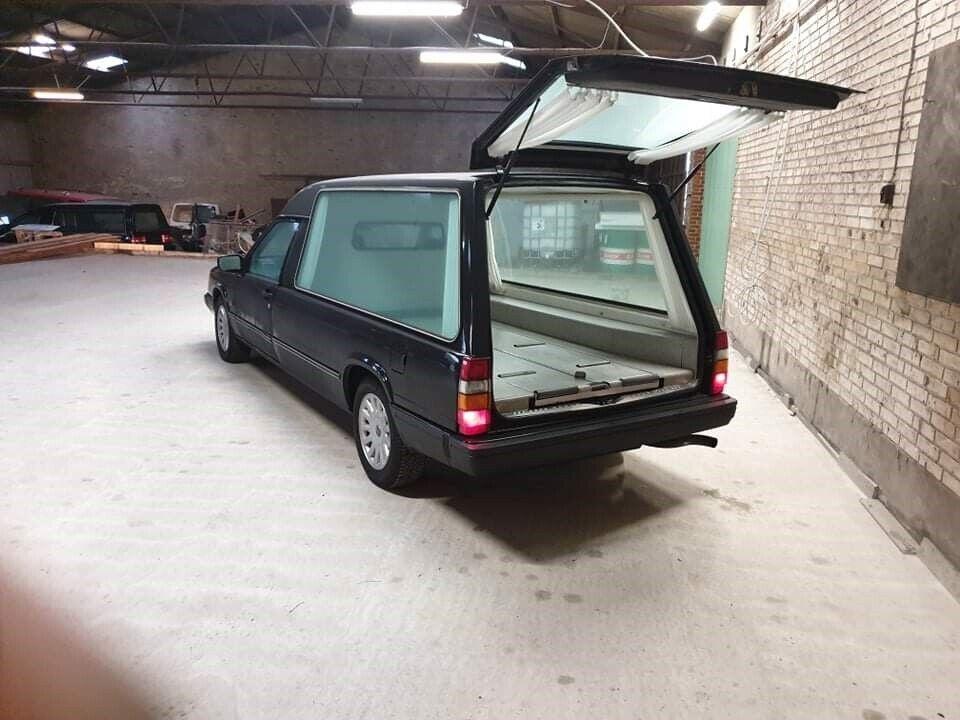 Volvo 940, 2,3 Turbo stc. aut., Benzin